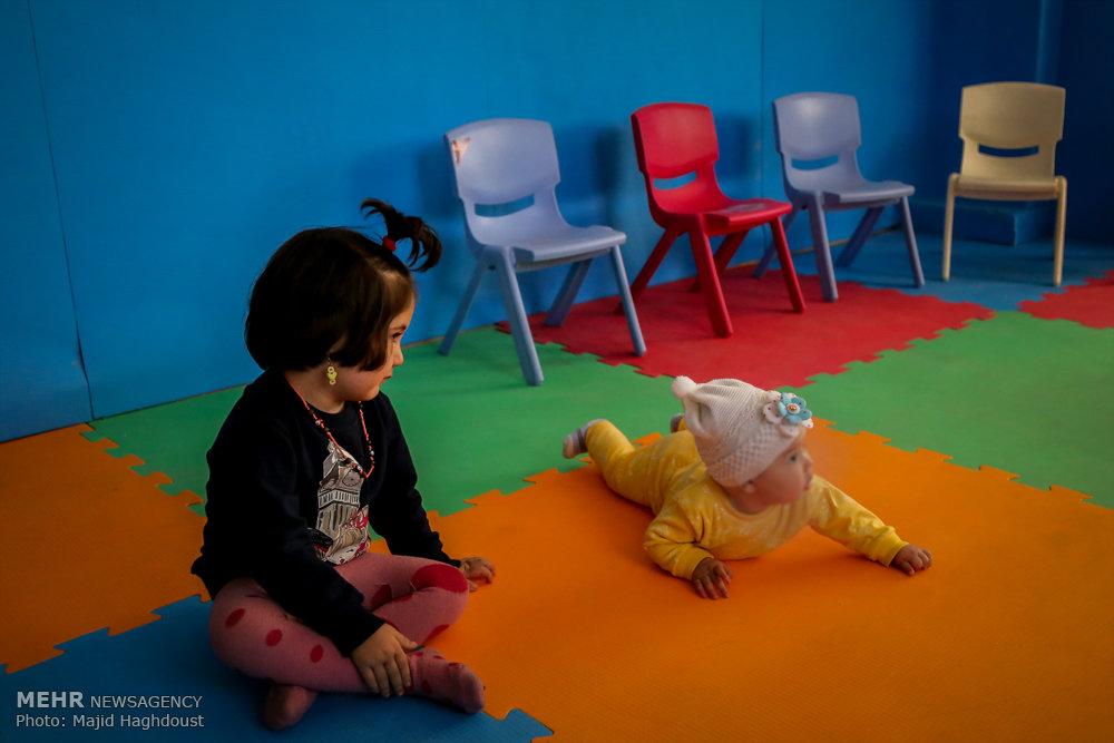 Drug Rehab Centers Set Up For Mothers, Children In Tehran