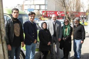 Czech Diplomats Visit Rebirth Society, Iranian Nonprofit Organization Supported By The Czech Republic